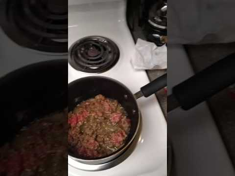 GTRA: Ground Beef & Ramen Noodle Meal