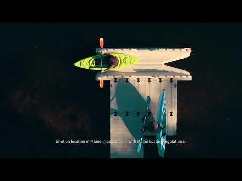 EZ Dock - EZ Kayak Launch