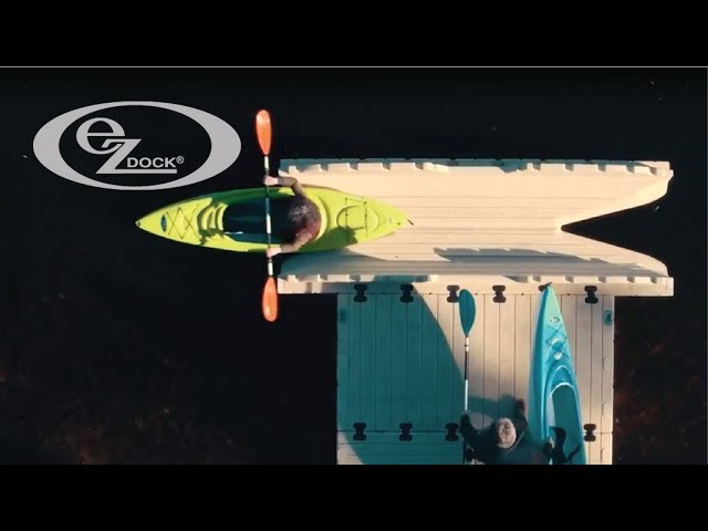 EZ Dock - EZ Kayak Launch