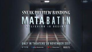 Video Sneak Preview Mata Batin di Festival Citylink XXI Bandung download MP3, 3GP, MP4, WEBM, AVI, FLV Maret 2018