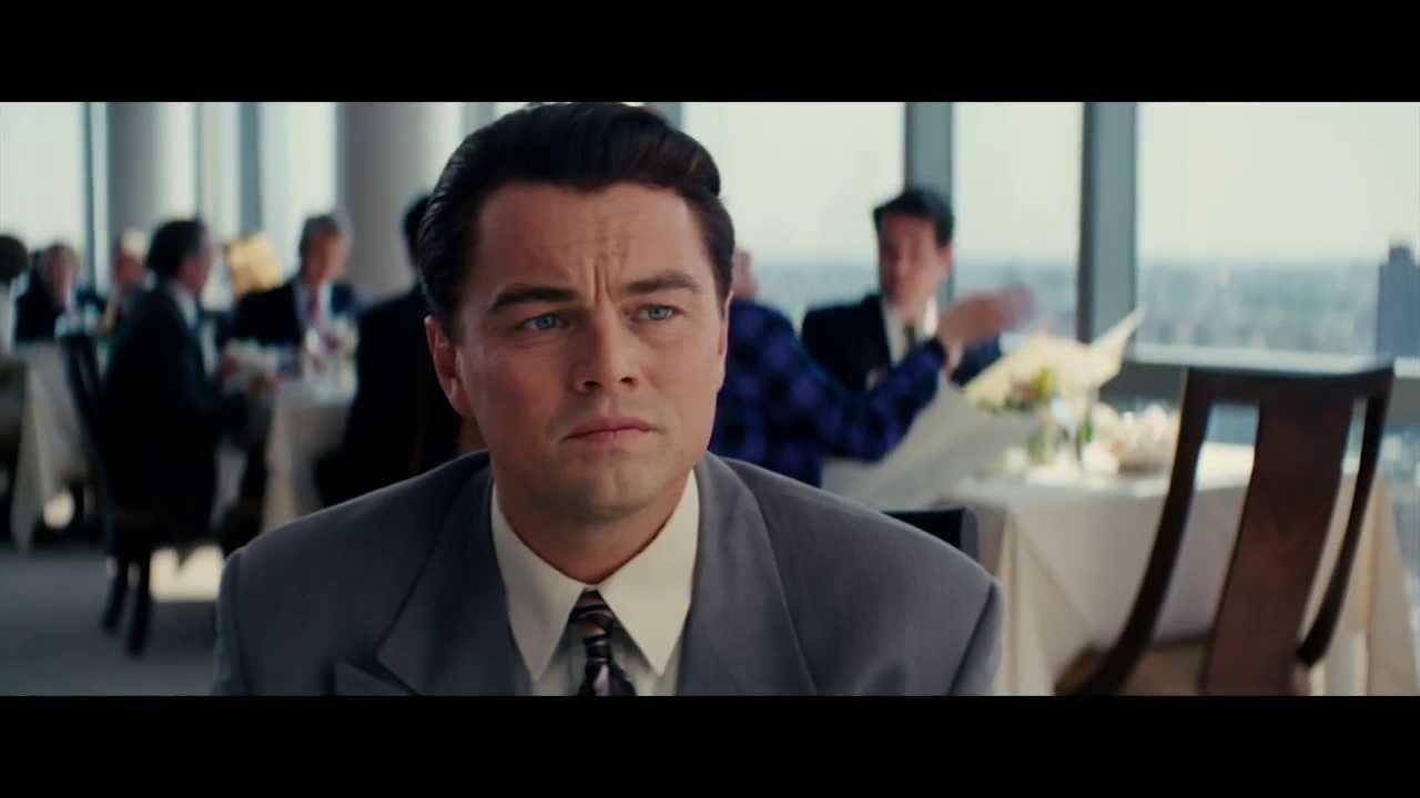 The Wolf of Wall Street:คนจะรวย ช่วยไม่ได้ (Official Trailer)