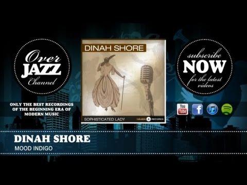 Dinah Shore - Mood Indigo (1940)