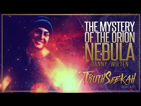 🌌 Danny Wilten   The Orion Nebula