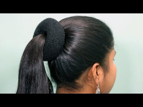 beautiful-bun-hairstyle-for-wedding-|-most-beautiful-hairstyle-for-wedding