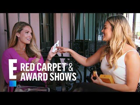 Cameran Eubanks revealing makeup tips