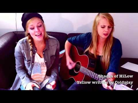 Yellow  Acoustic cover by Shades of HiLow