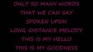 The Fray-Vienna w/ lyrics