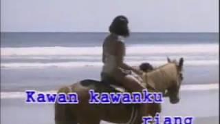 KUDAKU LARI (DANGDUT)  | ELLYA KHADAM | KARAOKE