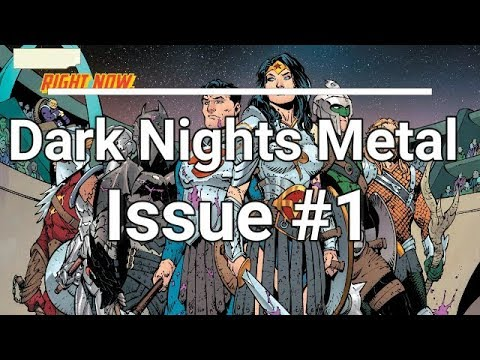 Dark Nights Metal Issue #1