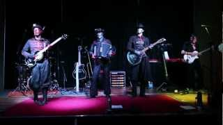 Steam Powered Giraffe - Suspender Man (Live at the Four Points by Sheraton in San Diego)