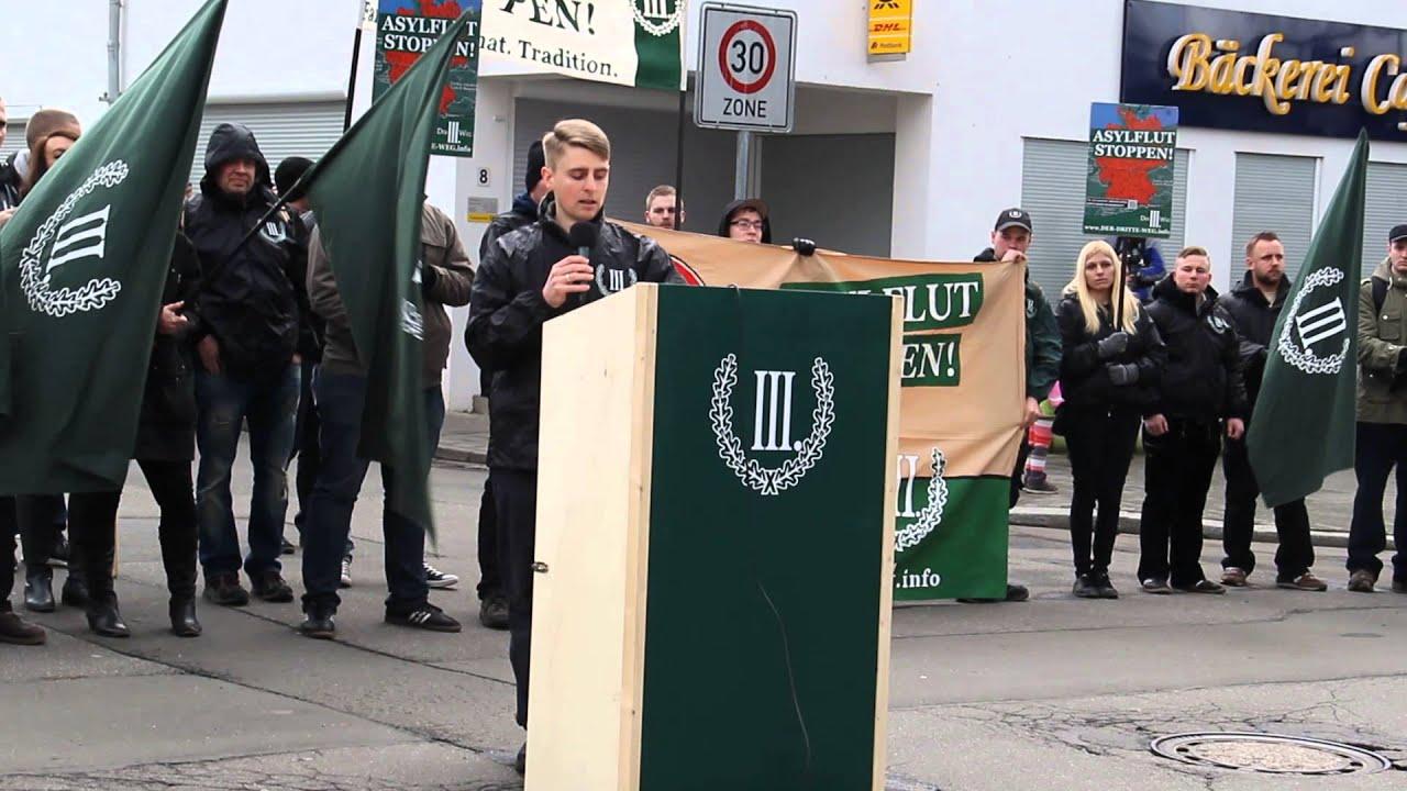 Der dritte Weg Kaiserslautern 05.03.2016 die 3. Rede - YouTube