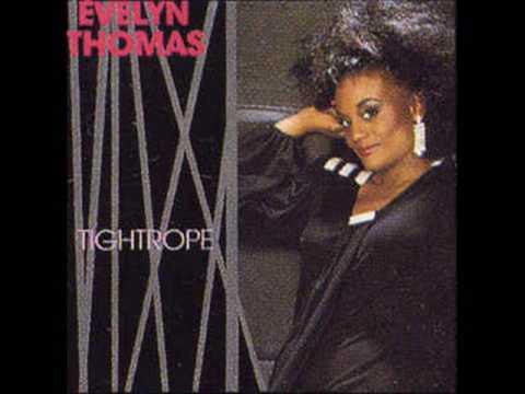 EVELYN THOMAS   -   Tightrope