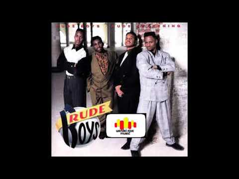 Rude Boys & Gerald Levert  Written All Over Your Face
