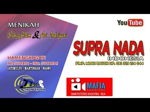 LIVE SUPRA NADA//BAP SOUND//LIVE JATIMULYO - MANTINGAN - NGAWI - JAWA TIMUR (siang)