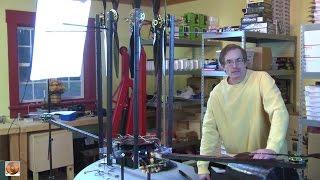 Heavy Lift Carbon Fiber Drone