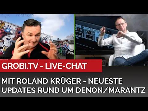 Live Chat mit Roland Krüger von Sound United - HDMI 2.1 Fix vorgestellt für DENON und MARANTZ