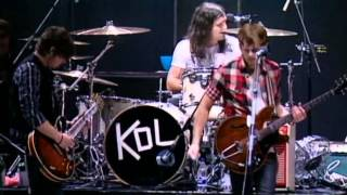 Kings of Leon at the Reading & Leeds Festival (August 24, 2007). 1....