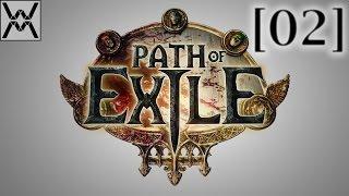 Path of Exile - прохождение/гайд [02] - Гигантский враждебный краб.