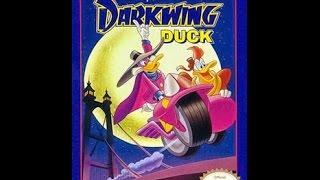 Darkwing Duck Прохождение (NES Rus)