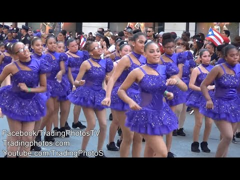 Puerto Rican Day Parade 2015, Over 4 HOURS of Video