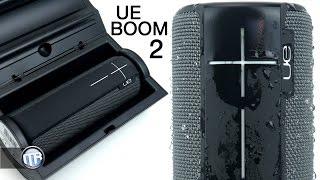 UE BOOM 2 - Wasserdichter 360°-Lautsprecher im Test! - 4k