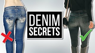 10 Things You Should Definitely Know Before Buying Your Jeans