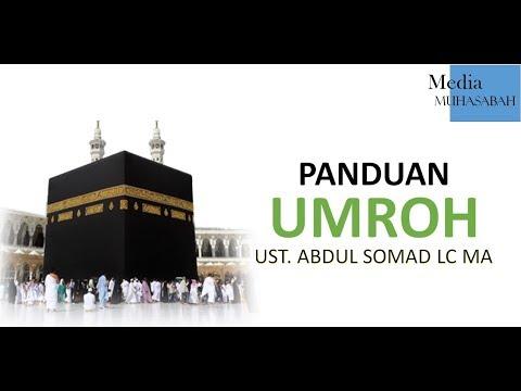 LUAR BIASA - Bukan Saja UMROH, Ust Abdul Somad Tetap Memberikan Tausiah Di MAKKAH.