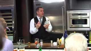 Three Mixologists Three Ways - Old Fashioned Cocktail - Manhattan Cocktail Classic 2011