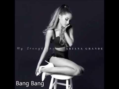 Jessie J, Ariana Grande & Nicki Minaj - Bang Bang (Lyrics) (Official Audio)