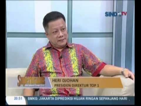 Superbrands Indonesia TV Talkshow 2014 (MUSTIKA RATU, KANTOR POS, TOP1)