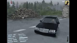 Как устанавливать машины на spintires 03.03.16