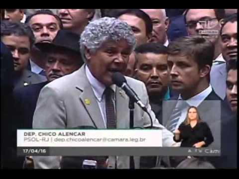 Deputados do Rio de Janeiro votação Impeachment