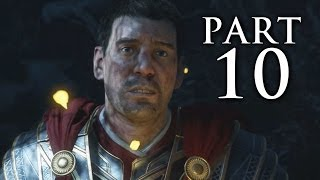 Ryse Son of Rome Gameplay Walkthrough Part 10 - Wicker Man (XBOX ONE)