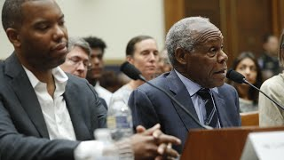 Watch live: Danny Glover, Ta-Nehisi Coates testify in House hearing about slavery reparations