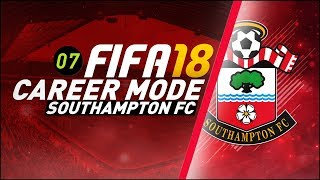 FIFA 18 Southampton Career Mode S4 Ep7 - FRONT AND CENTRE OF THE SHOP WINDOW!!