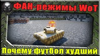 История ФАН-режимов в WoT ~World of Tanks~