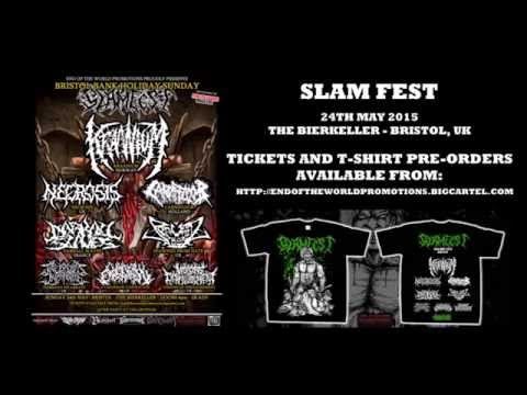 Official slam fest trailer 24th may 2015 youtube