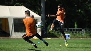 Shakhtar started preparing for the game vs Zirka