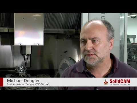 Dengler CNC – Technik