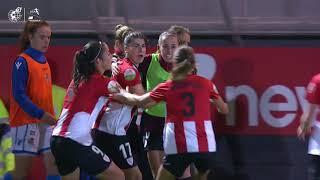 LIGA IBERDROLA   Resumen Athletic Club 2-1 Real Sociedad de Fútbol SAD