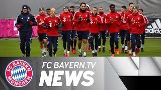 FC Bayern's final dash to the winter break