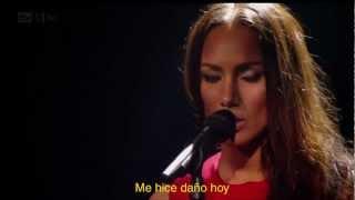 Leona Lewis   Hurt subtitulada