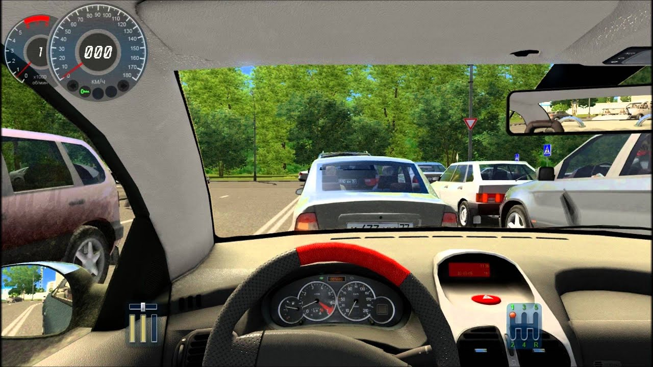 Games Car Driving Y