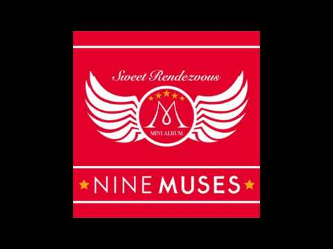 Nine Muses 티켓 TICKET [Inst]