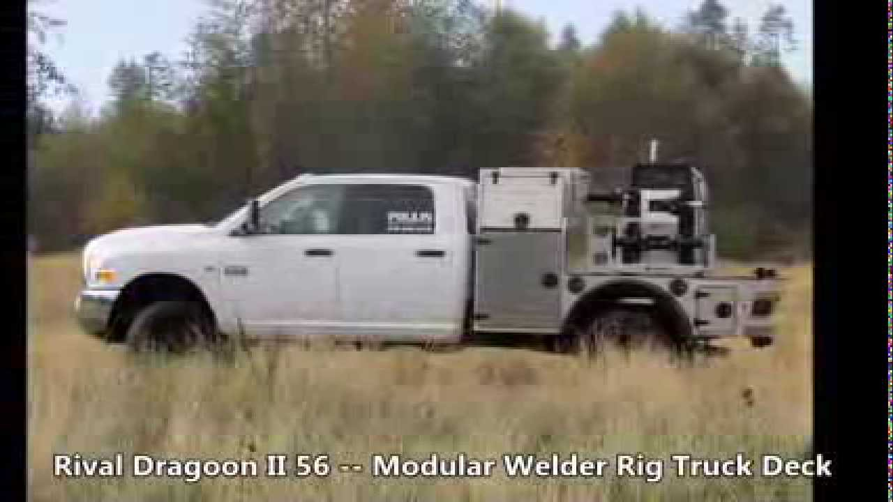 Welding Truck Bed Images