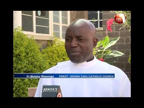 Image result for Father Wesonga Maloba of Gatundu parish.