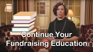 5 Great Ways to Continue Your Fundraising Education