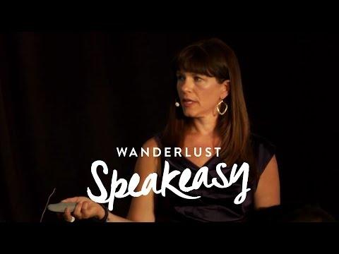"""""""Your Body on Meditation"""" Dr. Sara Gottfried at Wanderlust's Speakeasy"""
