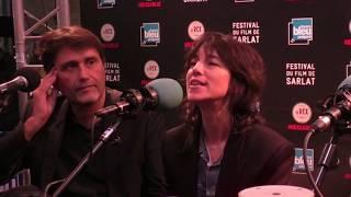 Charlotte Gainsbourg s'inspire de son père pour jouer au cinéma