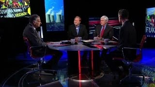 Crossfire: Nader & Shellenberger debate nuclear power...